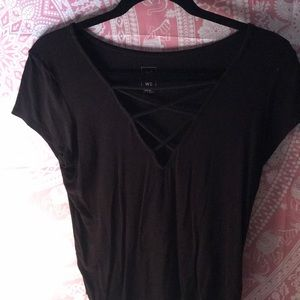 Black Urban Outfitters Top